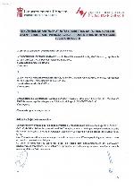 Copia firmata della Convenzione