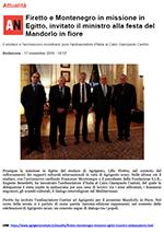 """Articolo di """"AgrigentoNotizie"""" del 17 Novembre 2019"""